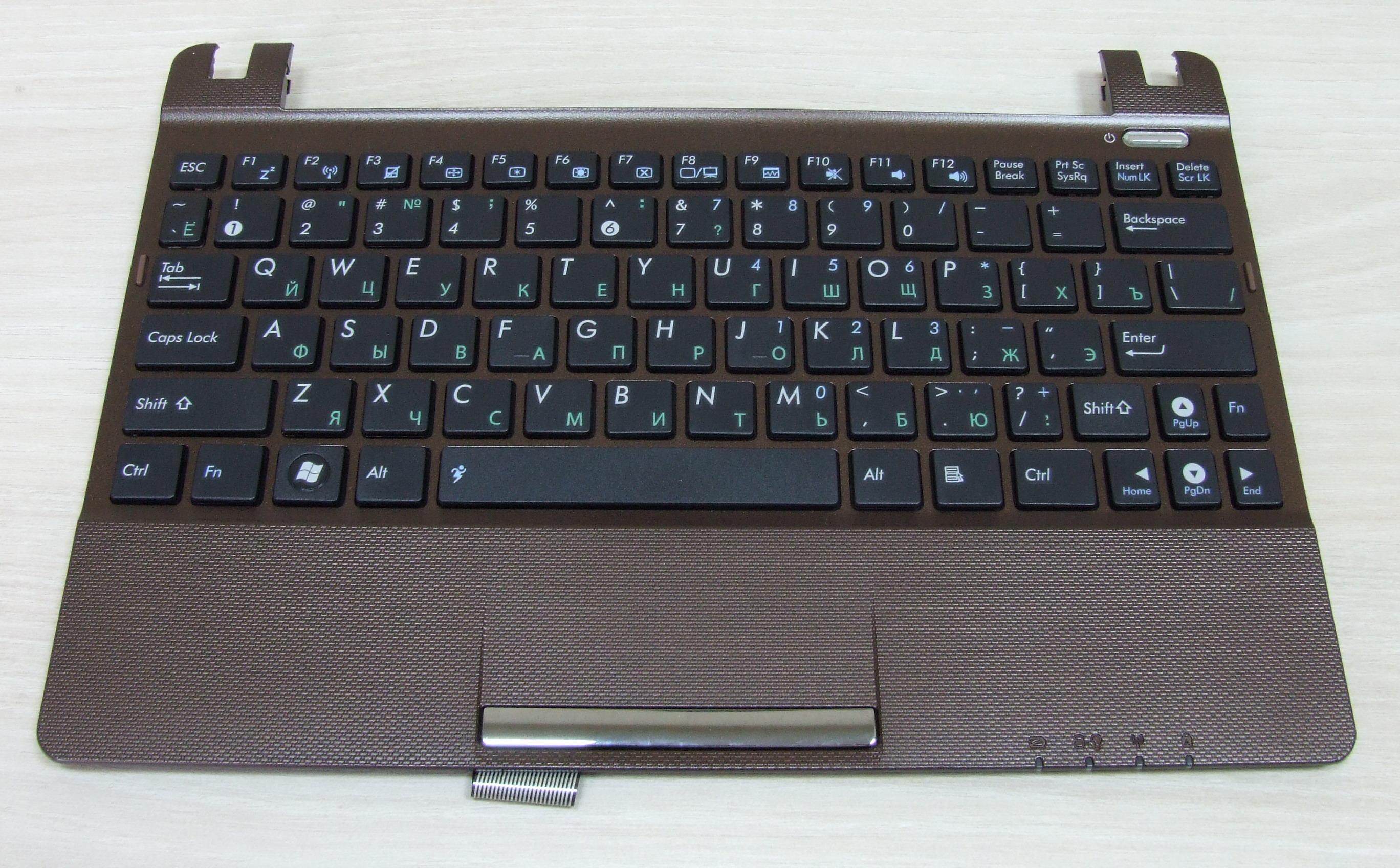 верхняя панель для ноутбука Asus 13NA-3PAOG01